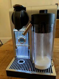 Delonghi Nespresso latissima pro coffee machine