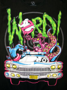 Ghostbusters Ecto-1 Hot Topic Exclusive T-Shirt M