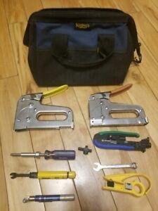 Complete TV tool kit