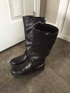 Girls Size 3 tall boots
