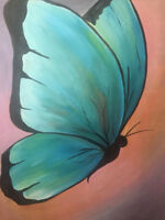 Papillon Paint Night