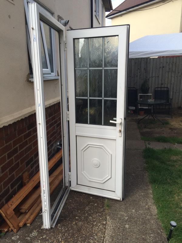 Upvc door in northampton northamptonshire gumtree for Upvc front doors for sale