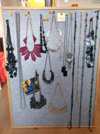 Necklace jewellery bundle