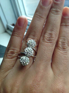 Sterling silver size 8