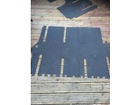 Mercedes Benz Vito W639 8 seater Heavy Duty Tailored Floor Mats