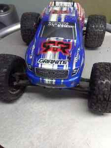Granite BLS RC Car with Remote and Quick Charger