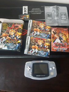 Gba AGS et YU-GI-OH lot a 70$