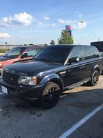 Clean 2006 Range Rover HSE supercharged