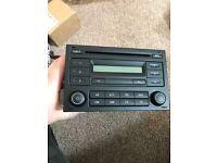 VW t5 radio cd