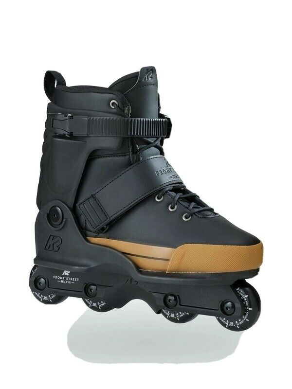 K2 Front Steet Aggressive Skates Size 8 Boot Only