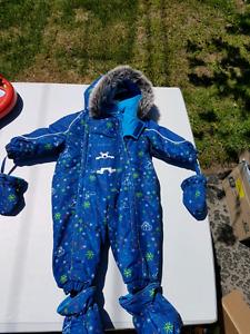 Infant OshKosh Snowsuit