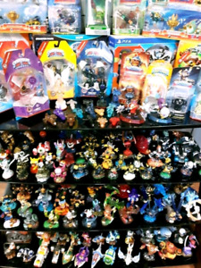 Collection de skylanders