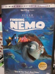 Disney Finding Nemo DVD