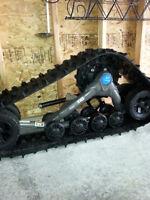Camoplast UTV T4S track system