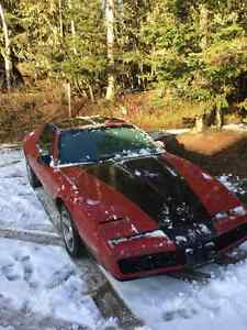 Trans Am  1982 T-roof  - Cross over fire injection Prince George British Columbia image 1