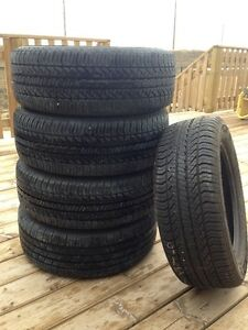 whole set season tires 205/55R16 with rims for sale