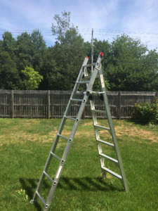 Ladder Multi purpose-Moving must sell