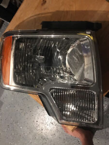 2009 - 2014 F150 Headlights and tailights - $150