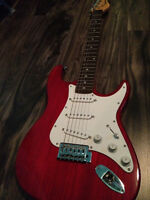 Stratocaster Typhoon Guitar