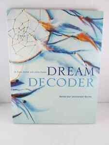 Dream Decoder Book by Dr. Fiona Zucker