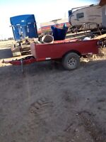 6'x8' utility trailer for sale $400
