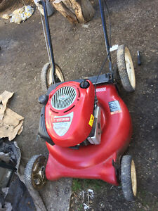 6.5 Craftsman lawnmower: Parting out lawn mower