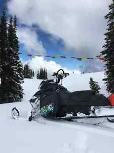 "2014 Skidoo Summit 800 154"" SP Etec T-motion Regina Regina Area image 9"