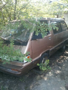 1984 Toyota van - parts or project vehicle
