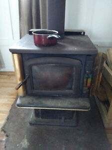 Wood stove CSA approved