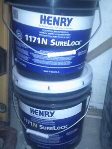 Henry 1171N Surelock Wood Flooring Adhesive - 2 Unopened Pails