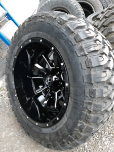 NEW MUD WINTER RATED TIRES