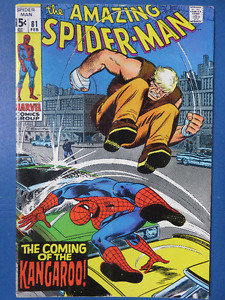 Amazing Spider-Man - Lot of 5 - 81, 82, 83, 84, 85
