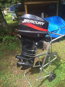 Mercury 25 hp outboard Motor