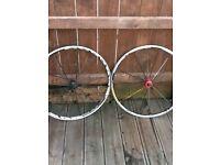 Mavic Ksyrium SSC wheels
