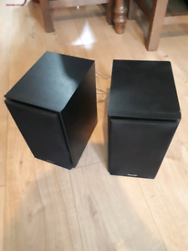 Pioneer S-HM71 speakers