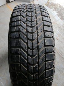 Winterforce 225x65x16 4 winter tires