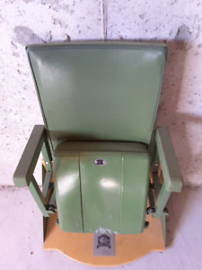 Maple leaf gardens green seat for sale