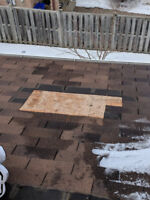 Quality workmanship done right the first time  - ROOFING REPAIRS
