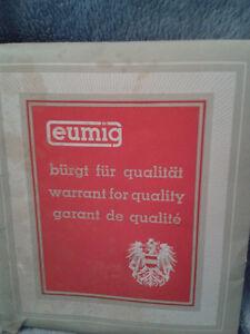 VINTAGE EUMIG P8m in MINT Condition For Sale! Oakville / Halton Region Toronto (GTA) image 8