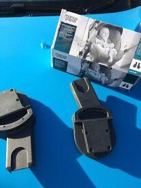 Urbo/Sola car seat adaptors