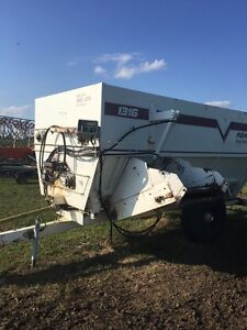 Renn 1316 feed wagon