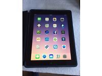 iPad 4th edition black and silver