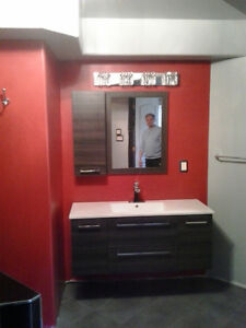 BSIRK BATHROOMS & RENOVATIONS ......FLOORING AND PAINT Windsor Region Ontario image 5