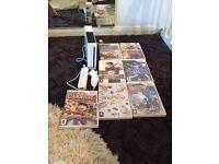 Wii Nintendo games bundle