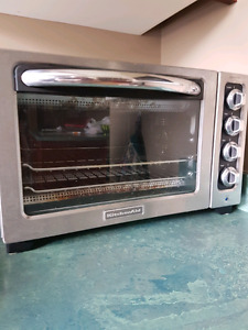 Kitchen Aid convection oven
