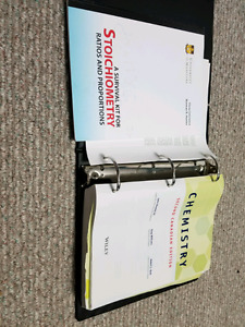 Chemistry 2nd Canadian Edition with Stoichiometry Booklet