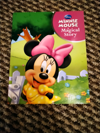 Disney Minnie Mouse A Magical Story Book