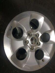 Mags 5x5 et pneu 35 pouces