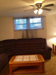 1 Bedroom Fully Furnished Basement Suite Near Sask. Polytechnic