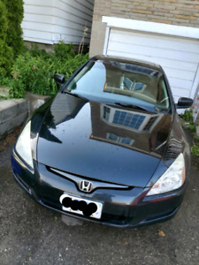 2003 Honda Accord EX-L 5 speed well maintained